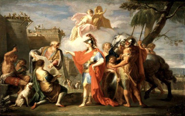 Το μυστήριο του τάφου του Μεγάλου Αλεξάνδρου...