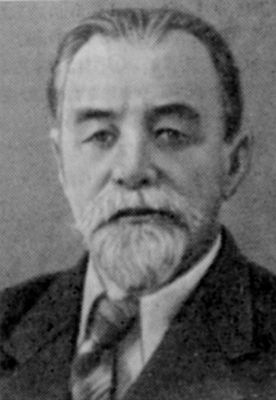 Gavriil Adrianovich Tikhov (1875 - 1960)