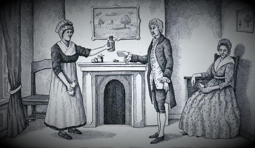 Η Mary Bateman και το ζεύγος Perigo