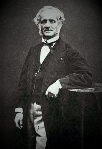 Αλέξανδρος Ρίζος Ραγκαβής (27/12/1809 - 16/01/1892)