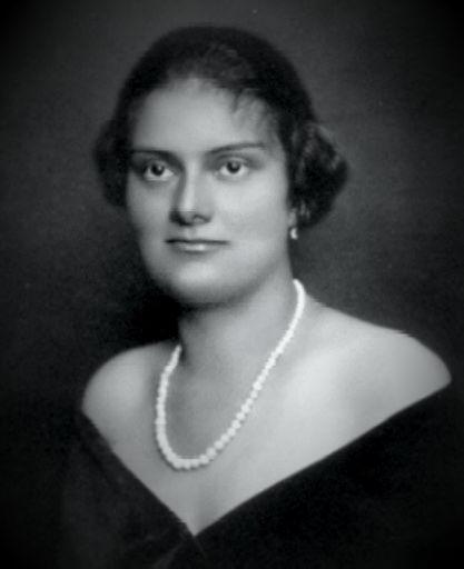 Κόμισσα Zoe Wassilko von Serecki (11/07/1897 - 26/11/1978)
