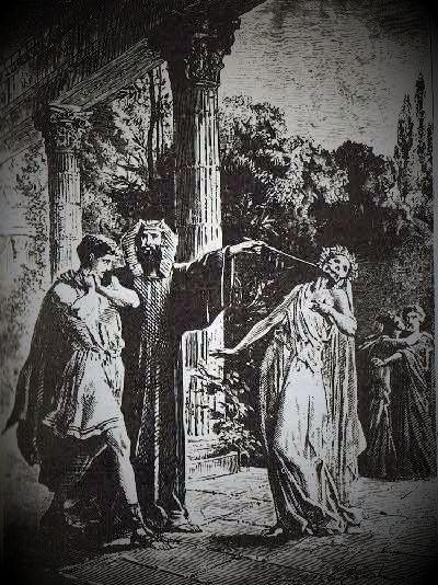 Η εξόντωση της Λάμιας από τον Απολλώνιο Τυανέα