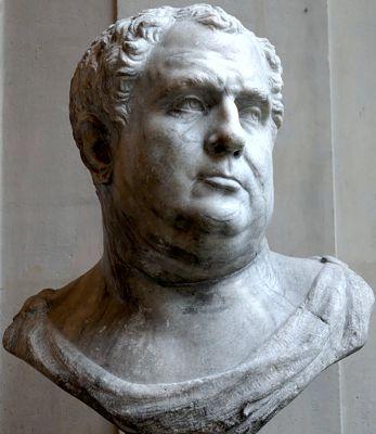 Αύλος Βιτέλλιος Γερμανικός, γνωστός ως Βιτέλλιος (15 μ.Χ. - 69 μ.Χ.)