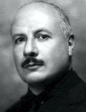 Giuseppe Belluzzo (25/11/1876 - 21/05/1952)