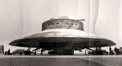 Γερμανικός ιπτάμενος δίσκος