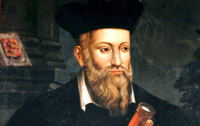 Michel de Nostredame (14/12/1503 - 02/07/1566)