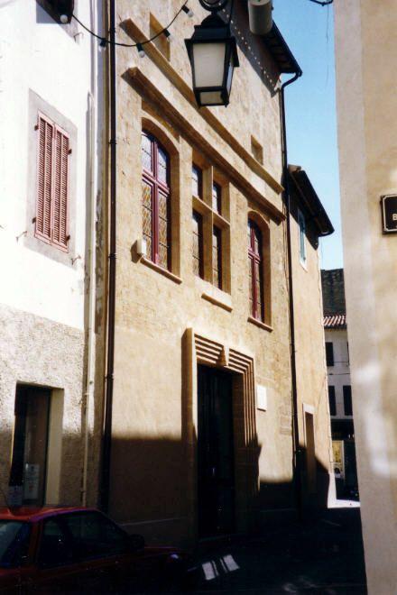Το σπίτι που έζησε ο Νοστράδαμος, στο Salon-de-Provence
