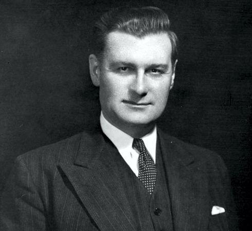 Walter Edward Harris (14/01/1904 - 10/01/1999)