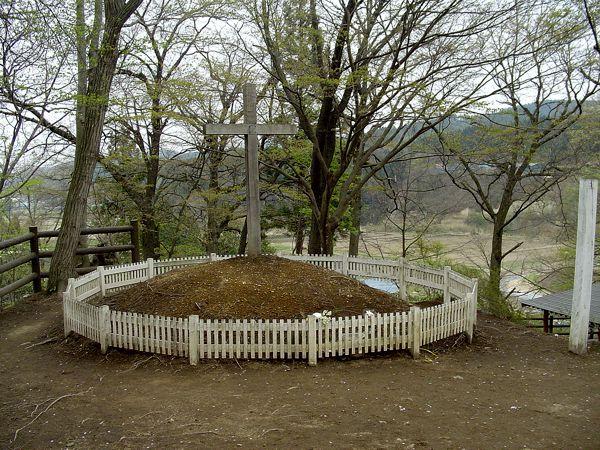 Ο φερόμενος ως τάφος του Ιησού, στο Shingo της Ιαπωνίας
