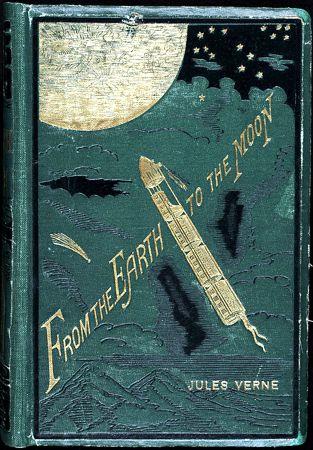 """""""Από τη Γη στη Σελήνη"""", 1865"""