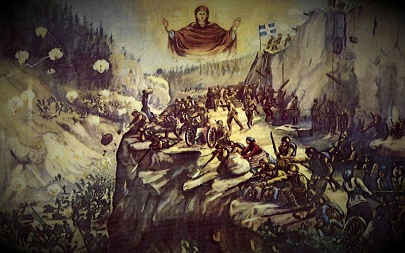 Τα οράματα της Παναγίας στο Μέτωπο…