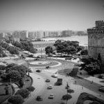 Μυστηριώδη φωτεινά αντικείμενα πάνω από τη Θεσσαλονίκη...