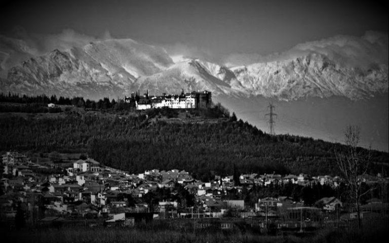 Μυστηριώδης πτητική μηχανή πάνω από τα Κουφάλια Θεσσαλονίκης...