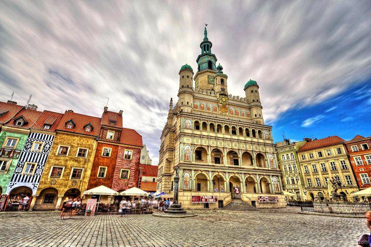 Ποζνάν, Πολωνία
