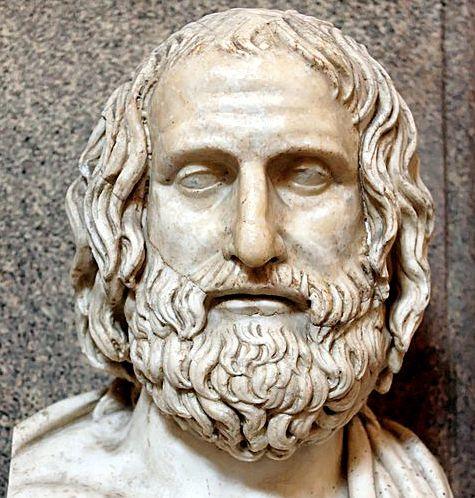 Ευριπίδης (480 - 406 π.Χ.)
