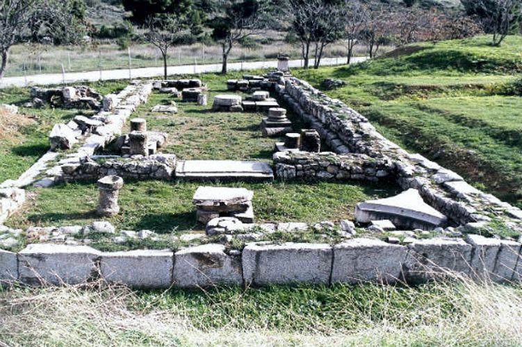 Ιερό της Αυλιδείας Αρτέμιδος
