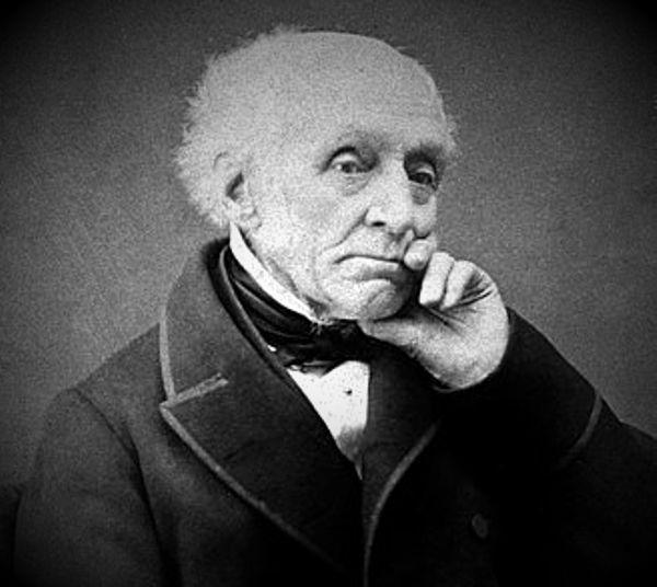 Ο Βρετανός περιηγητής Sir Henry Holland (27/10/1788 - 27/10/1873)