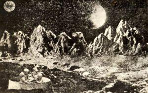"""Το """"ταξίδι"""" στον Άρη, το 1913..."""