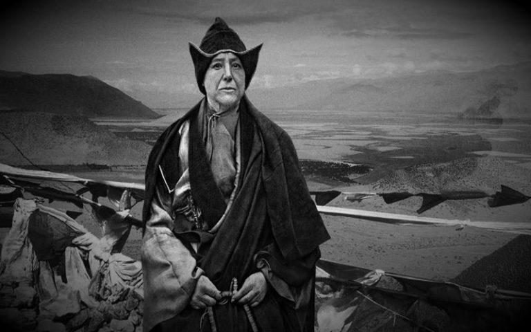 Παράξενες διηγήσεις μιας Ευρωπαίας που μπήκε στην Απαγορευμένη Πόλη του Θιβέτ το 1924...