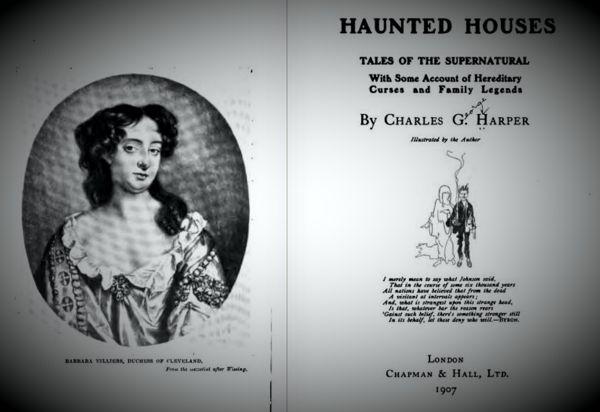 """Το βιβλίο του Charles George Harper, """"Στοιχειωμένα Σπίτια"""""""