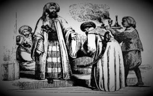 Το χειρόγραφο του 1558 που εξιστορεί την εμφάνιση του καφέ...