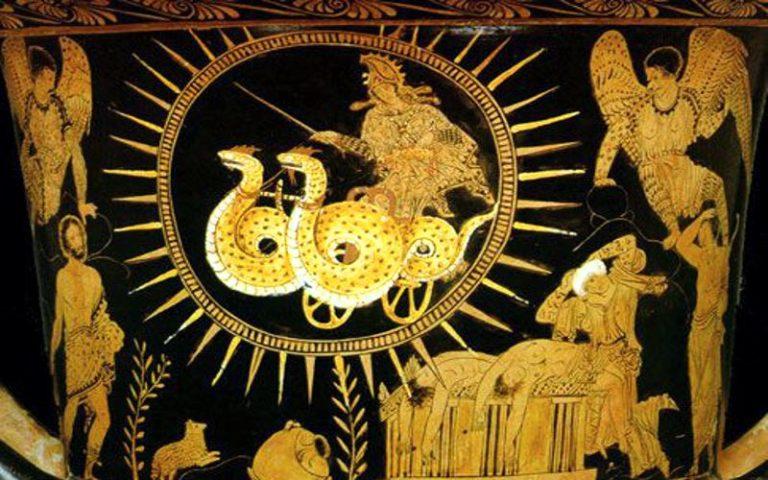 Δράκοντες και φίδια στην αρχαιότητα...