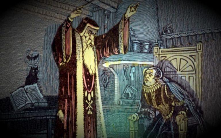 Οι μαύρες τελετές της Αικατερίνης των Μεδίκων...