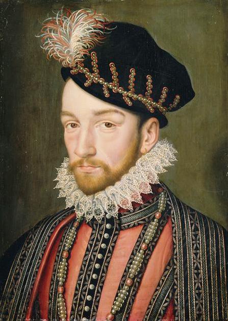 Κάρολος Θ' (27/06/1550 - 30/05/1574)