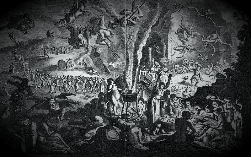 Sabbath - Η νυχτερινή σύναξη των Δαιμόνων…