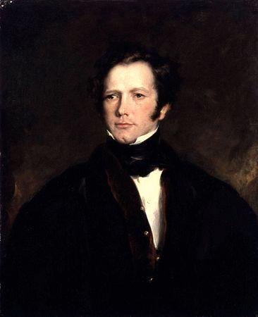 Frederick Marryat (10/07/1792 - 09/08/1848)