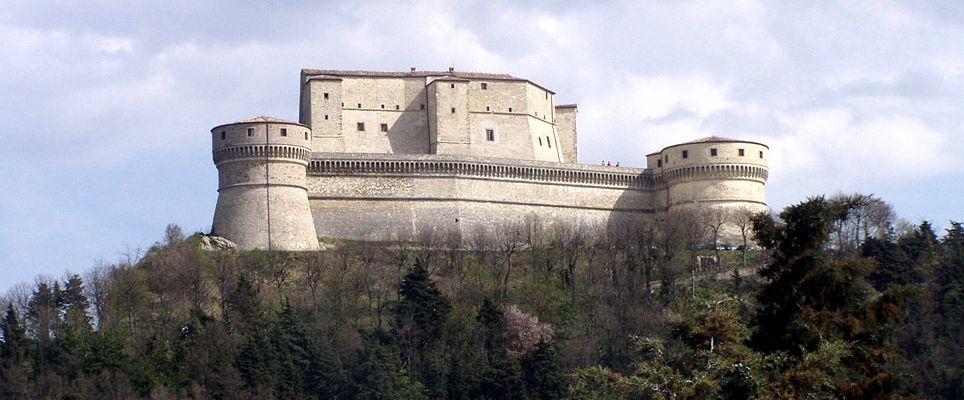 Το Φρούριο του San Leo