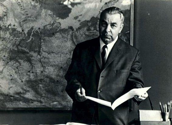 Evgeny Konstantinovich Fedorov (10/04/1910 - 30/12/1981)