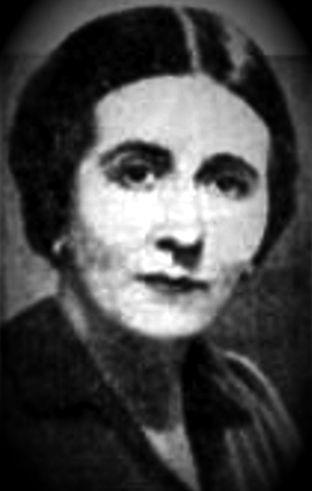 Maud MacCarthy (04/07/1882 - 02/06/1967)