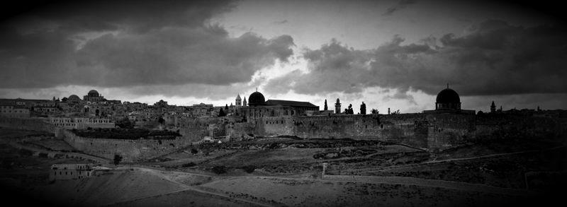 Ιερουσαλήμ, αρχές του 20ου αιώνα