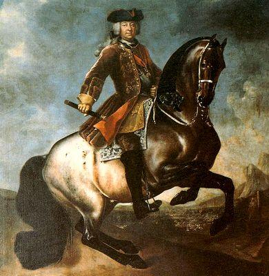 Δούκας Κάρολος Αλέξανδρος (24/05/1684 - 12/03/1737)