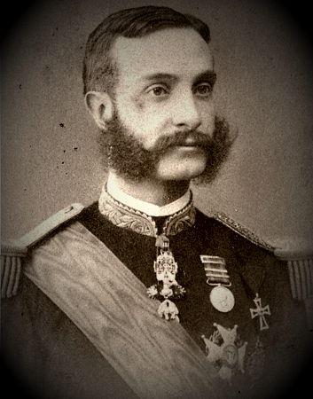 Αλφόνσος ΙΒ' (28/11/1857 - 25/11/1885)