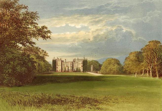 Το κάστρο του Chillingham (πίνακας του 19ου αιώνα)