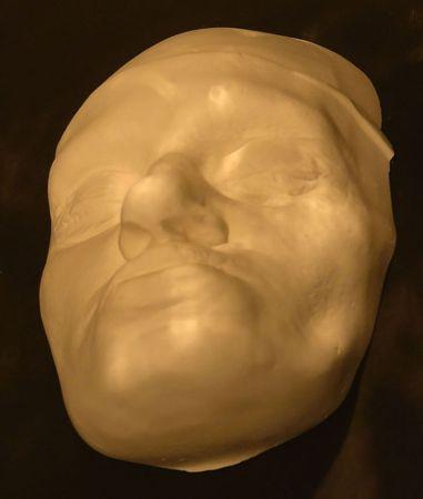 Η νεκρική μάσκα της Margarethe Timm, Μουσείο Focke