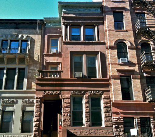 Το σπίτι του Harry Houdini, στο Harlem της Νέας Υόρκης