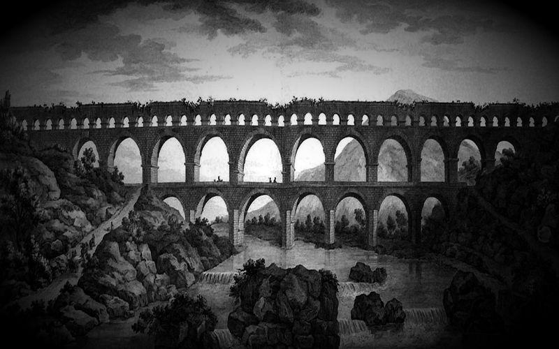 Pond du Gard, η γέφυρα των θρύλων...