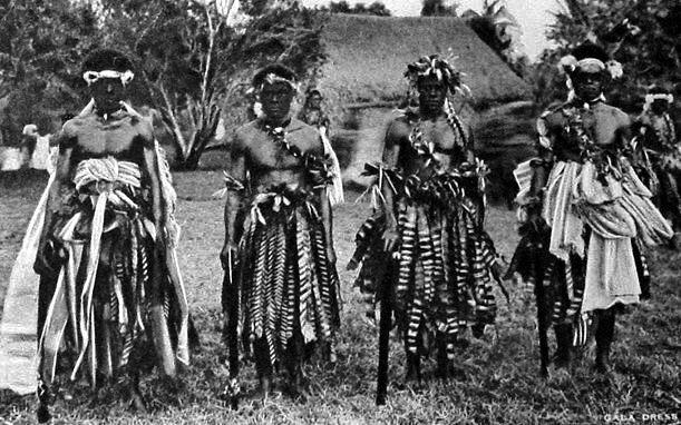 Ιθαγενείς των Νησιών Φίτζι