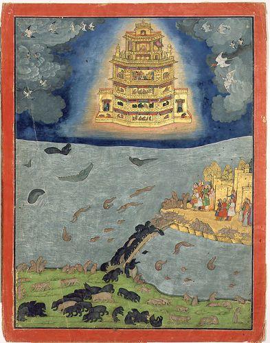 Το Βιμάνα είναι μυθολογικό ιπτάμενο παλάτι ή άμαξα η οποία περιγράφεται σε Ινδουιστικά κείμενα και Σανσκριτικά επικά ποιήματα