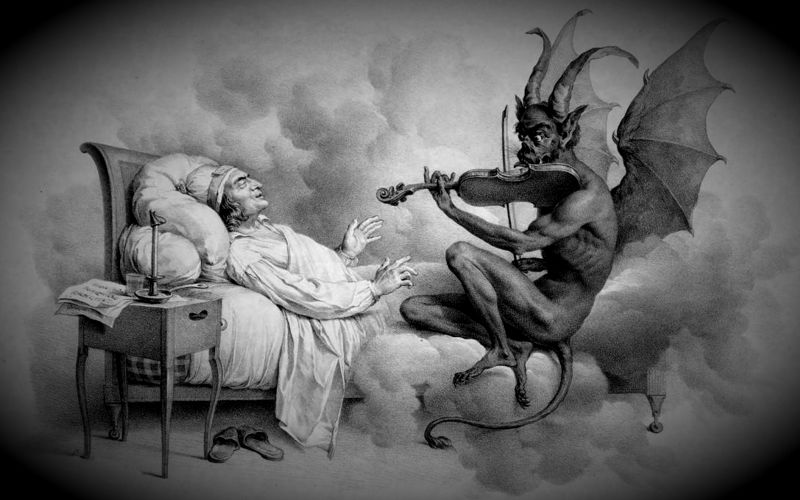 Η Σονάτα του Διαβόλου…