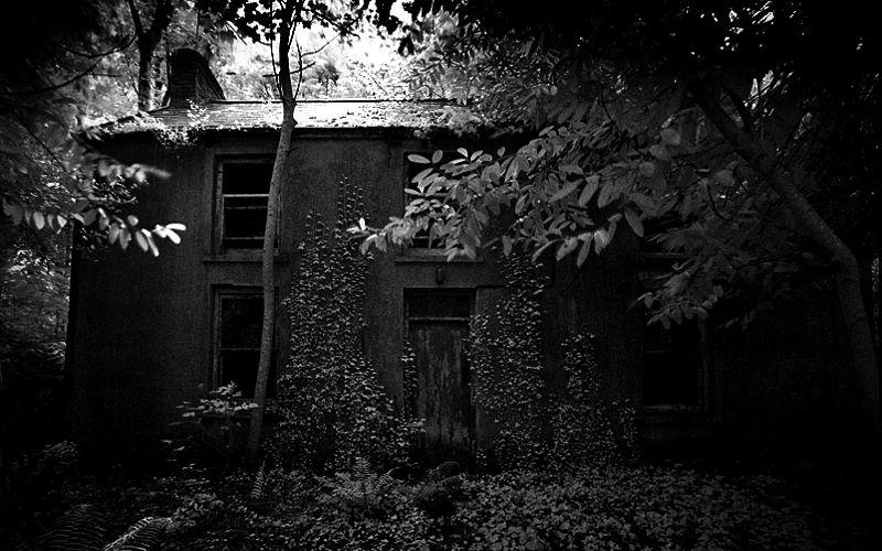 Το στοιχειωμένο σπίτι της Ιρλανδίας...