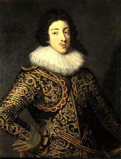 Λουδοβίκος ΙΓ' (27/09/1601 - 14/05/1643)