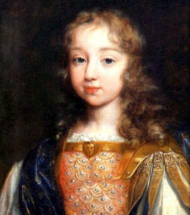 Λουδοβίκος ΙΔ' (05/09/1638 - 01/09/1715)