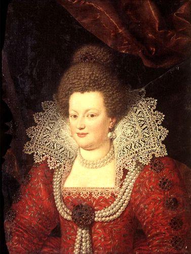 Μαρία των Μεδίκων (26/04/1575 - 03/07/1642)