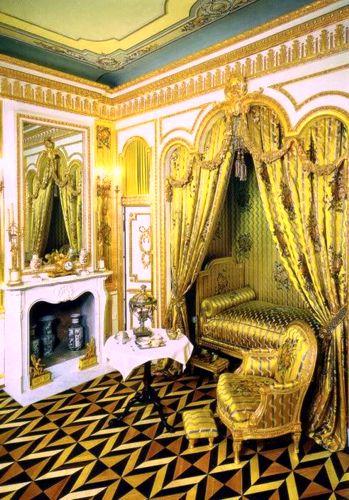 Η κρεβατοκάμαρα της Αικατερίνης της Μεγάλης
