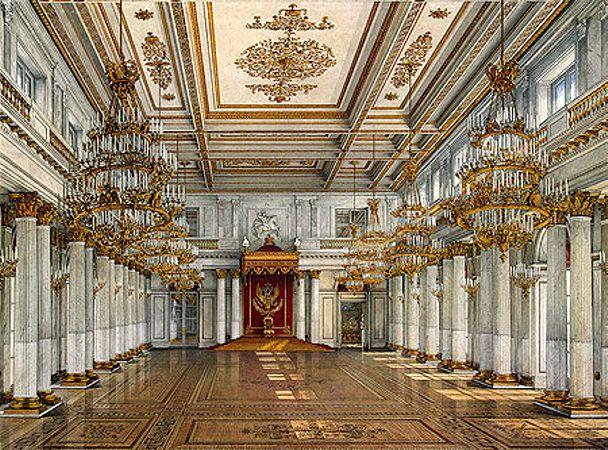 Η Αίθουσα του Θρόνου