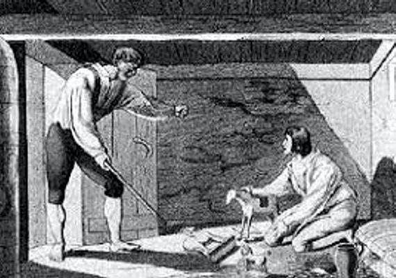 Ο Kaspar Hauser στην απομόνωσή του